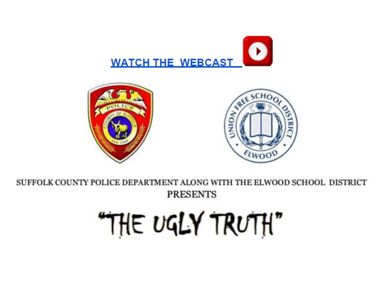 'The Ugly Truth' Webcast