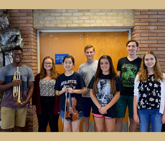 Elwood musicians selected for All-National, All-State and All-County