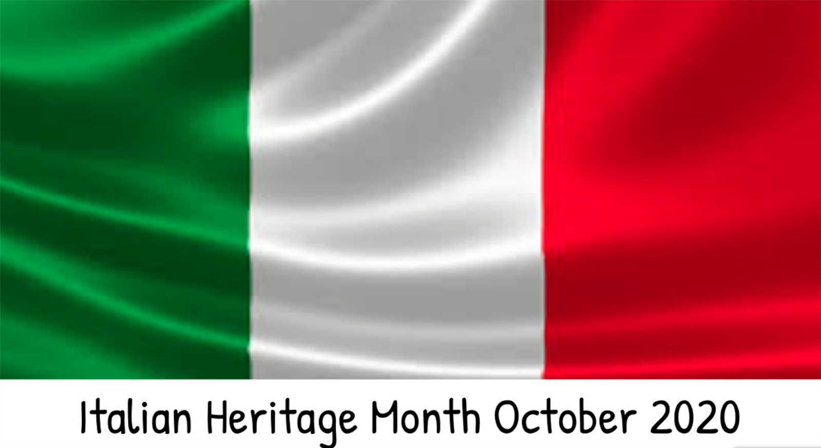 Italian Heritage Month at John Glenn High School