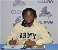 Elwood-John H. Glenn Senior Commits to West Point photo