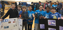 Elwood Middle School Hosts VEX Robotics Competition photo 2