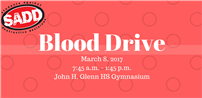Upcoming Blood Drive thumbnail73775