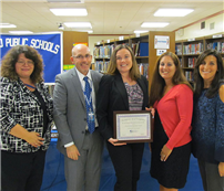 Board of Ed Recognizes Outstanding Staff Members Photo 1