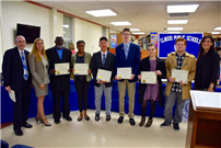 Board Honors High School Club and Program Leaders Photo 3