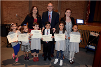 Harley Knights Honored by the Board of Education Photo 4
