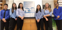 Students Earn High Marks for Presentation photo