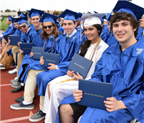 Senior Knights Earn Their Diplomas Photo