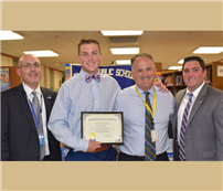 JGHS Student-Athletes Recognized photo